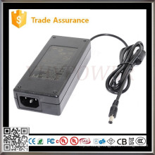 ac adapter 24v pos machine with 4pin connector 4A 96W UL CUL SAA GS FCC ROHS